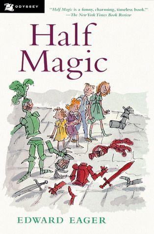 Half Magic (Tales of Magic, #1)