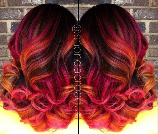 90 best Fantasy hair color and hair cuts images on Pinterest ...