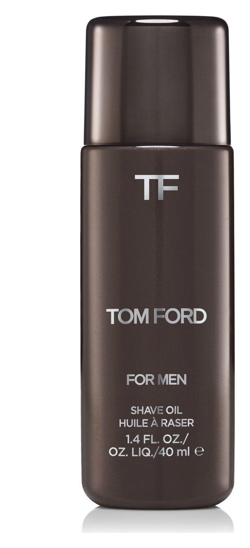Das innovative, luxuriöse TOM FORD For Men Shave Oil ist mit seiner reichhaltigen, transparenten Textur ideal für eine gründliche Rasur. Das Rasieröl mit milder Formulierung wirkt beruhigend und versorgt die besonders beanspruchte Haut schon während der Rasur intensive mit Feuchtigkeit.