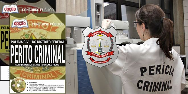 Apostila Perito Criminal Policia Civil DF - Aprenda essa e outras dicas no Site Apostilas da Cris [http://apostilasdacris.com.br/apostila-perito-criminal-policia-civil-df/]. Veja Também as Apostila Exclusivas para Concursos Públicos.