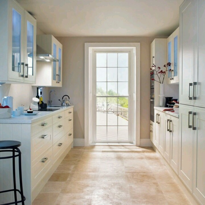 Small One Sided Galley Kitchen 79 best galley kitchens images on pinterest | galley kitchens