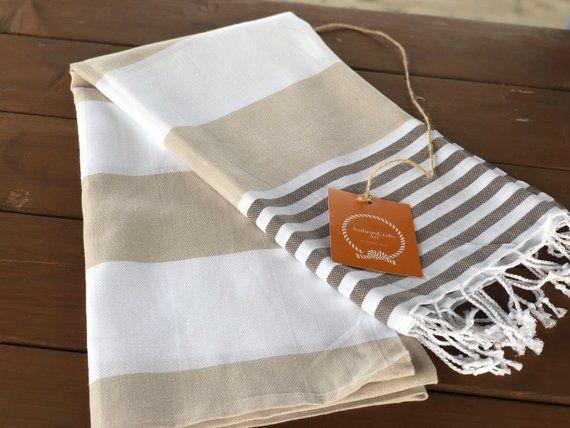 Turkish Towel Turkish Bath Towel Turkish Beach Towel Bath Towel