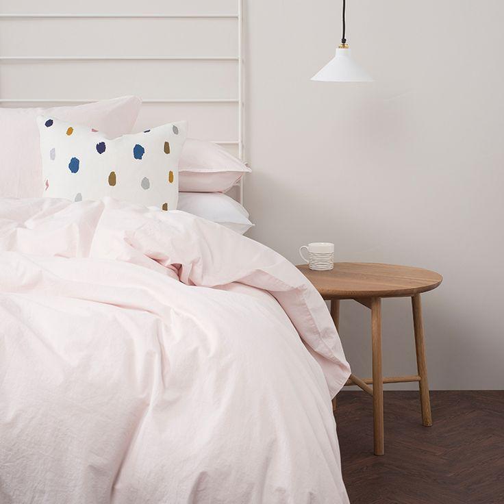 Washed Egyptian Cotton Duvet Cover | Citta Design