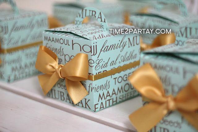 Time2Partay.blogspot.com: Happy Eid Al-Adha #eid #sheep #favors #maamoul #adha #hajj #mubarak