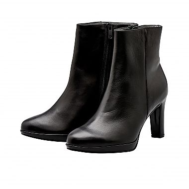 Peter Kaiser Classic Boot - Enjoy the comfort and style that this German made, all leather, boot provides.  The small platform offers you extra height without compromising ease of walking.  For our full collection visit http://www.louisemshoes.com. #louisemshoes