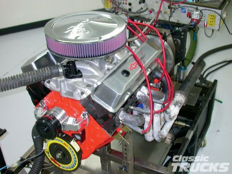 Low Budget Chevy 350 Small Block Engine Build  - Hot Rod Network