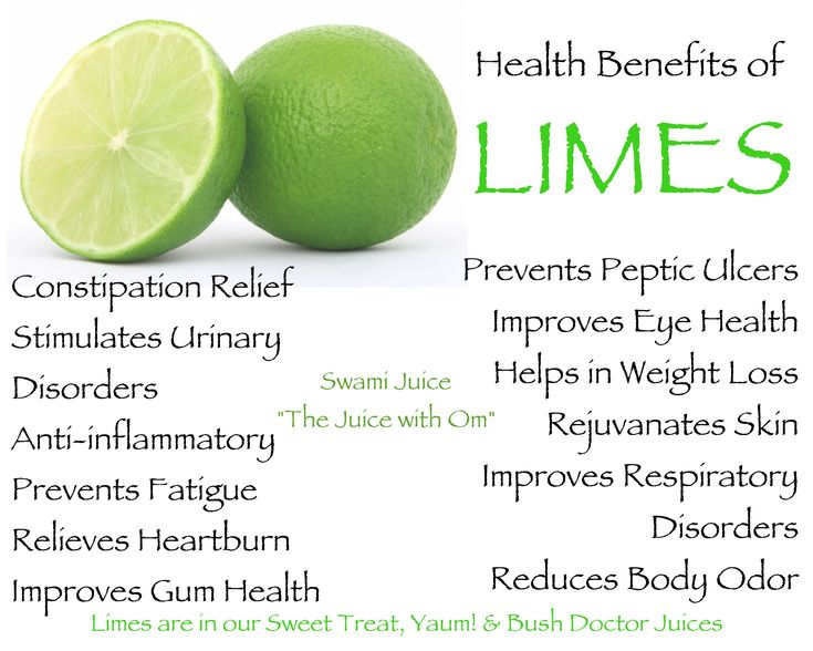 Lime Benefits Swamijuice Juicelife Healthyliving
