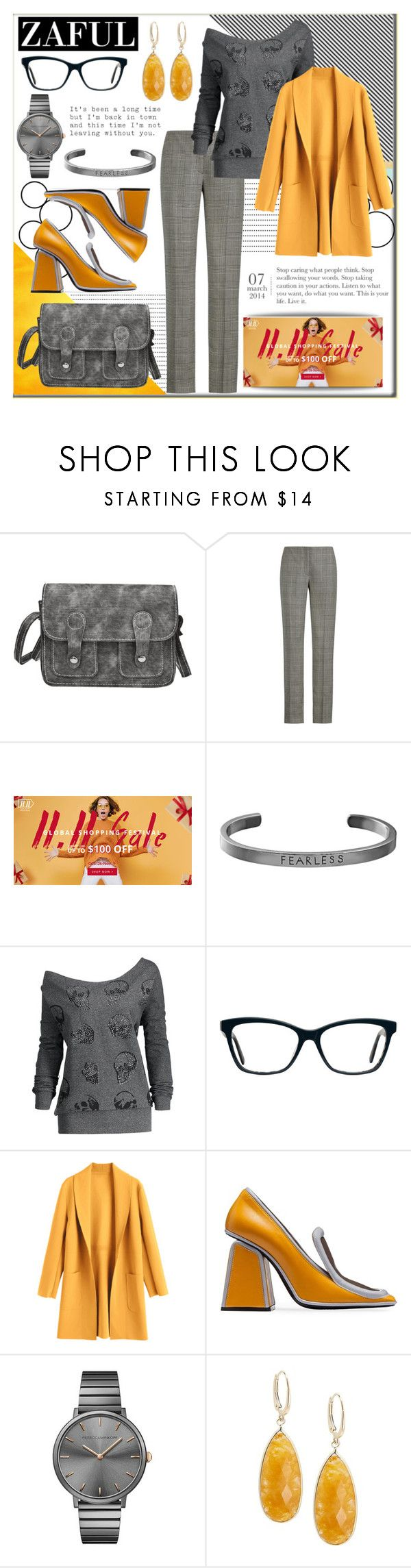 """""""ZAFUL 11.11 SALE !!!"""" by celine-diaz-1 ❤ liked on Polyvore featuring Ralph Lauren, Steve Madden, Marni, Rebecca Minkoff and Saks Fifth Avenue"""