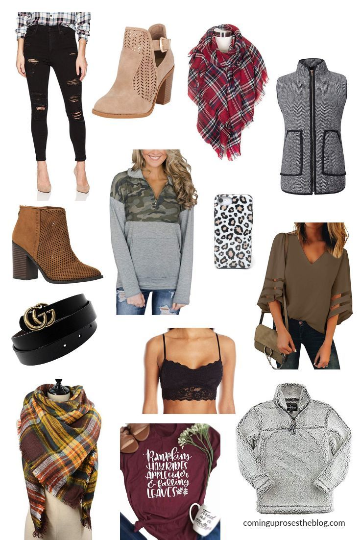 1fbea6e7988 15 Fall Amazon Fashion Finds UNDER  40 - From the coziest pullovers to the  cutest booties
