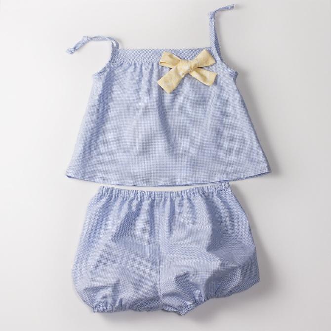 summer beach outfit for little girls
