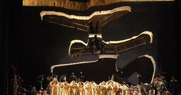 Boris Godunov at the - Boris Godunov at the Gran Teatro La Fenice di Venezia. Production by Eimuntas Nekrosius. Sets by Marius Nekrosius. --- #Theaterkompass #Theater #Theatre #Schauspiel #Tanztheater #Ballett #Oper #Musiktheater #Bühnenbau #Bühnenbild #Scénographie #Bühne #Stage #Set