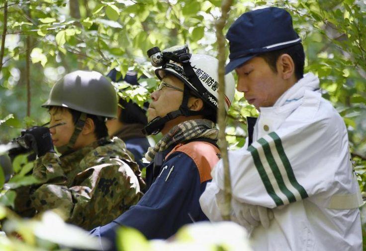Menino desaparecido nas montanhas de Hokkaido, durante seis dias, encontrado vivo no local de treinamento das Forças de Auto Defesa do Japão