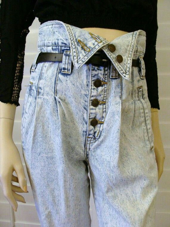 Loved these jeans but too many buttons!!