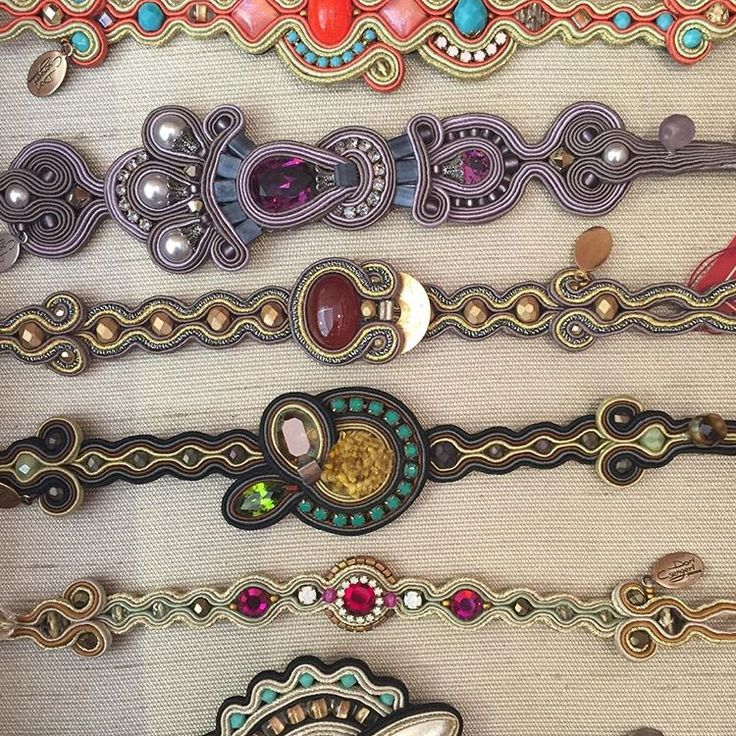 a whole lot of trendy Dori bracelets....as seen at our Tel Aviv flagship store…