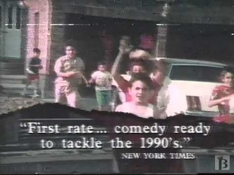 Kids In The Hall Premiering CBC Bumper 1988