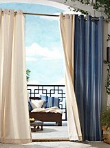 Solid Gazebo Curtains | Solutions