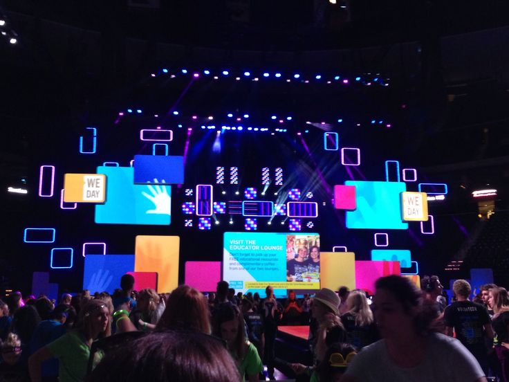 We Day!!!! Repin if you were inspired by We Day (free the children) and can't wait for We Day 2014!