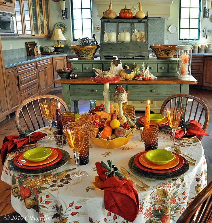 274 best Fiestaware Tablescapes and Displays images on Pinterest ...