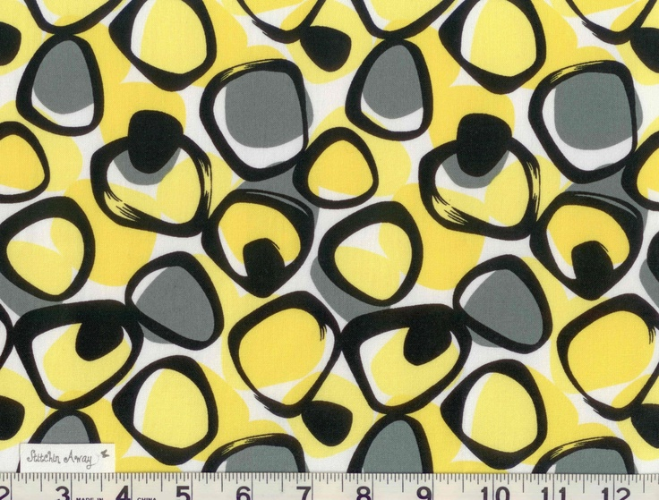 Magnificent Yellow And Black Fabric Pictures Inspiration - Bathtub ...