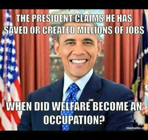 Tell me Obamatraitor when? Maybe in Your twisted work of Ego Narcissism! Yep  only YOU believe it! Ugh