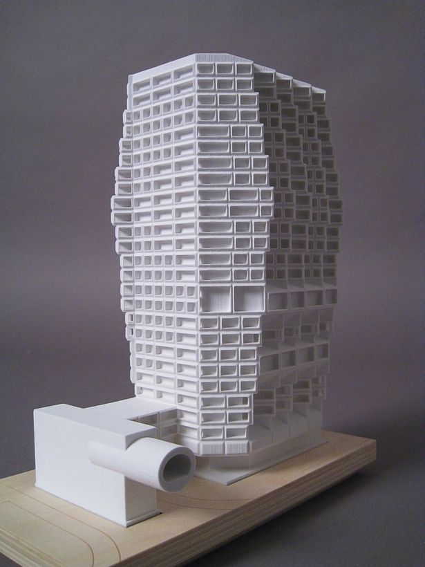 The Monster | Royce Perez | Archinect