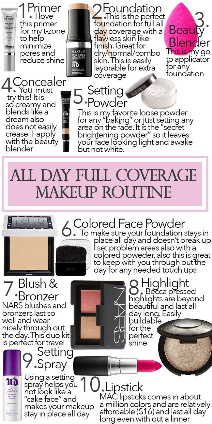 Mineral Makeup Is The Latest Thing And It S Based On The Earliest Things As An All Natural Makeup These Mineral C Full Coverage Makeup Makeup Routine Makeup