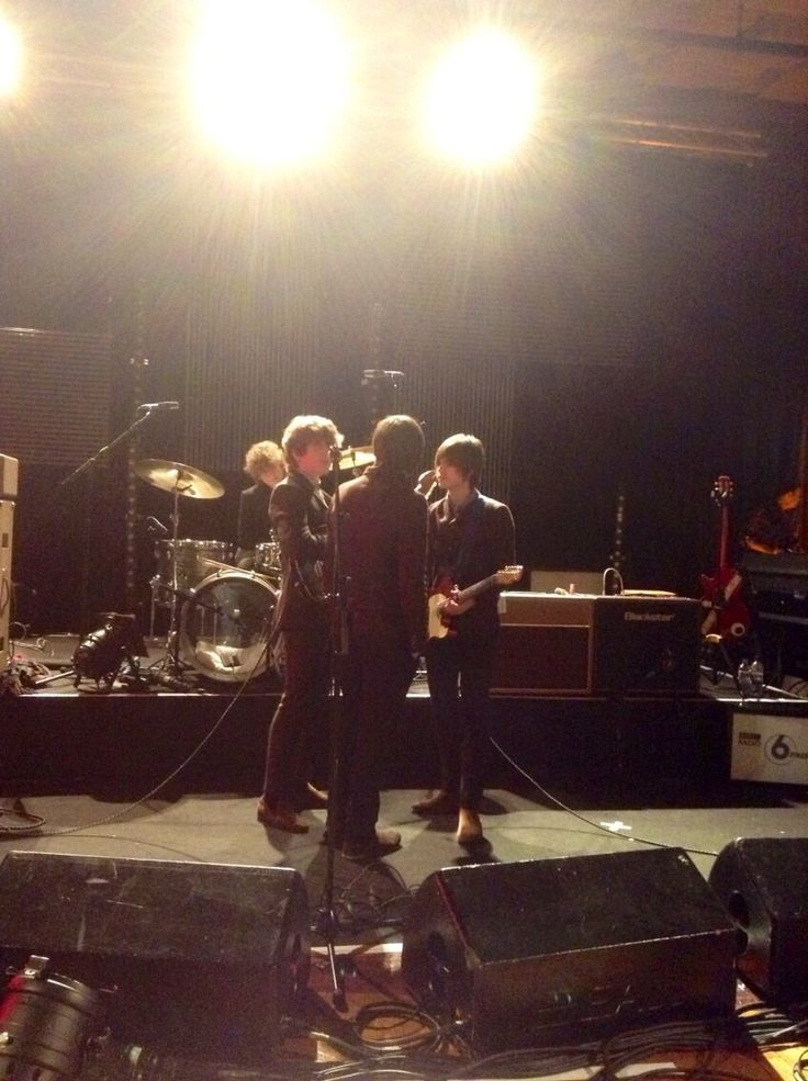 The Strypes at BBC
