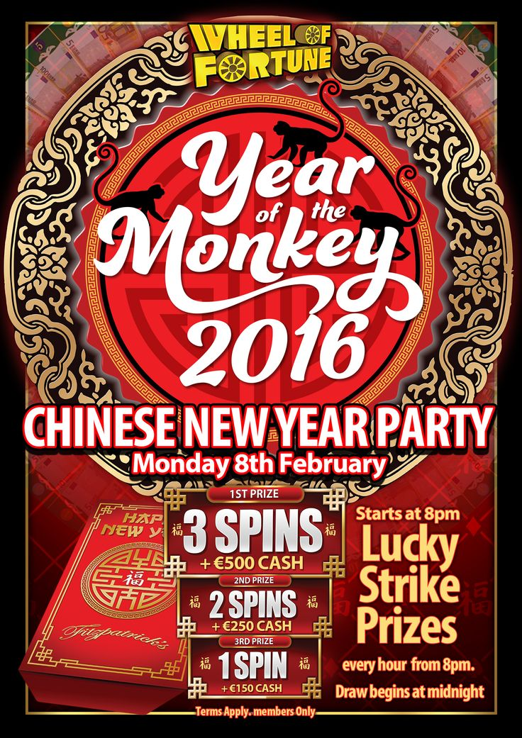 Looking forward to our Chinese New Year party #chinesenewyear #springfestival #casino #limerick #dublin