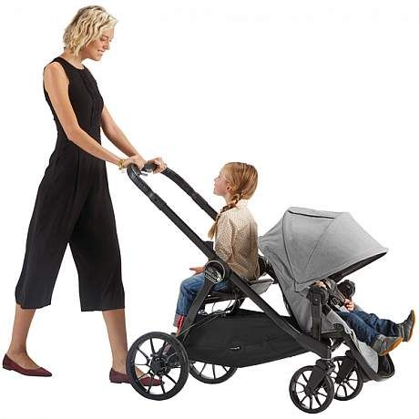 Baby Jogger City Select Lux Bench Seat 2017-- I think this is my dream stroller (if it is something that Will could nap in-- it doesn't recline FLAT like the Chico thing with the footrest out.)