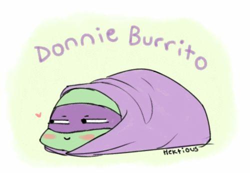 teenage+mutant+ninga+turtles+donnie+and+april   donnie on Tumblr