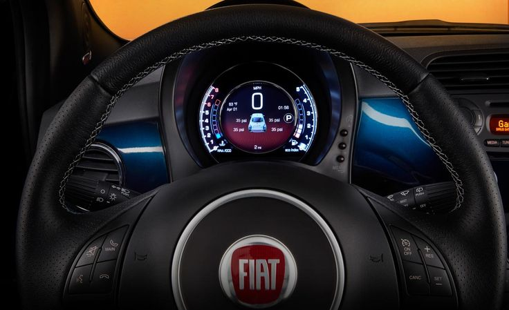 Fiat 500 Interior Automatic Wallpapers Of Cars - http://hdcarwallfx.com/fiat-500-interior-automatic-wallpapers-of-cars/