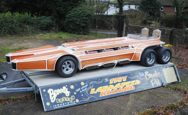 George Barris Custom Cars | Custom by George Barris Snakepit For Sale, classic cars for sale uk ...
