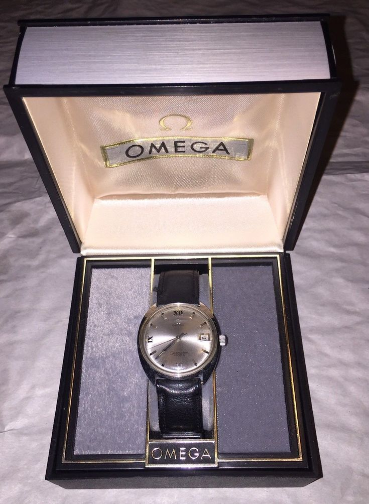 Seamaster Cosmic Vintage OMEGA Automatic Watch #136016 Tool 105