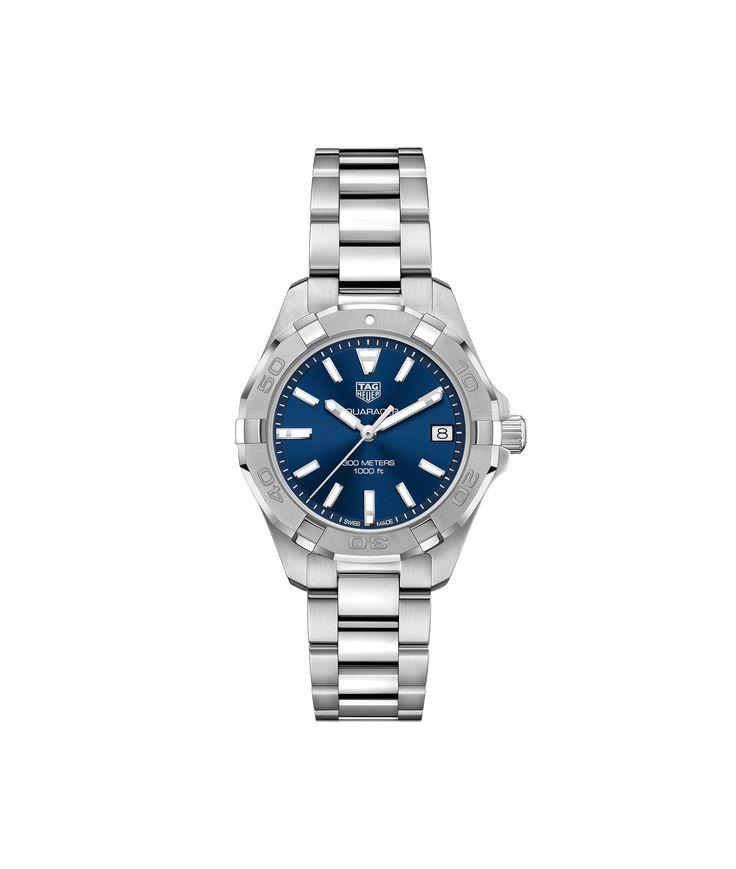 Aquaracer  300 M 32 mm  WBD1312.BA0740  TAG Heuer watch price - TAG Heuer