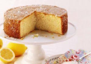 Receita de bolo de limão é simples e fácil de preparar. O sabor cítrico do limão deixa docinho e saboroso. É sucesso absoluto no cardápio.