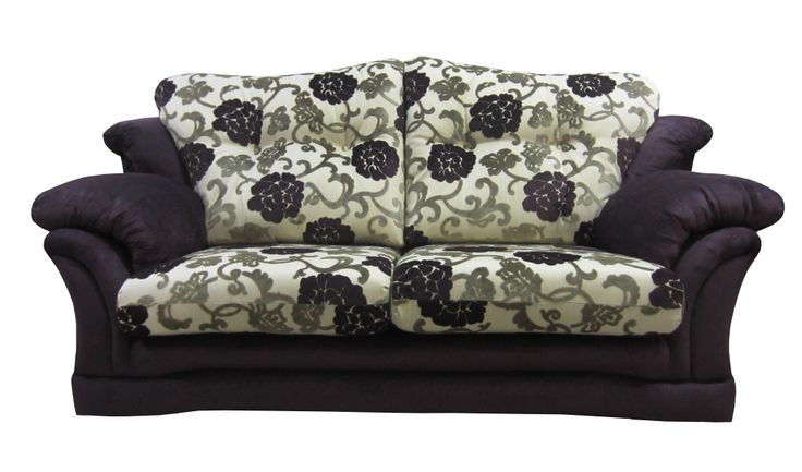 Milan 3 Seater sofa, done in a mixture of a floral and plain fabrics. This sofa comes in a 2 seater or a 4 seater also. It has a matching chair and a snuggle chair.   Check out our website for more details  http://drumbristonfurniture.ie/milan.html