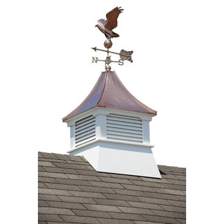 cupola - I want to add one to a future backyward shed. We might put an airplane our cupola.