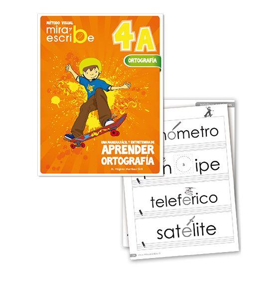 Libro Ortografía Mira Y Escribe 4 A -> http://www.masterwise.cl/productos/14-lenguaje-y-comunicacion/1920-libro-ortografia-mira-y-escribe-4-a