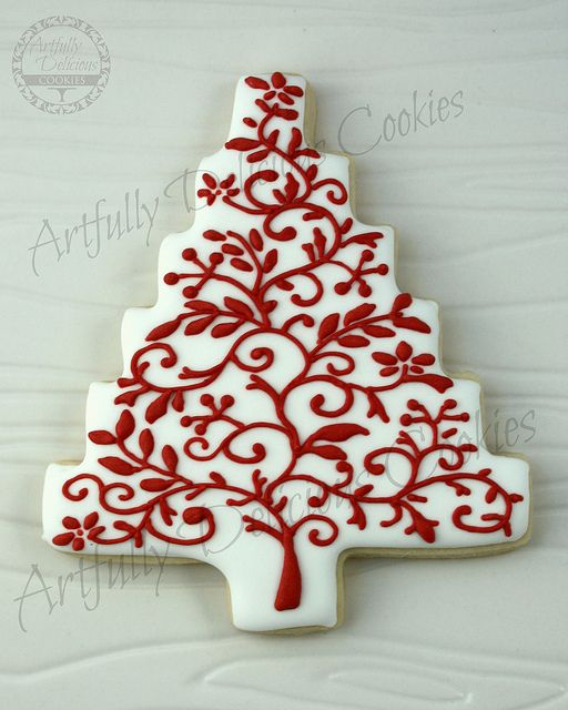 Best 25+ Decorated Christmas Cookies Ideas On Pinterest