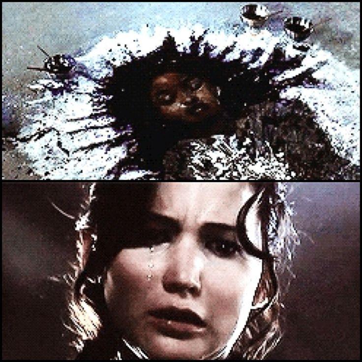 Hunger Games / Catching Fire / Peeta's Art / Painting ...