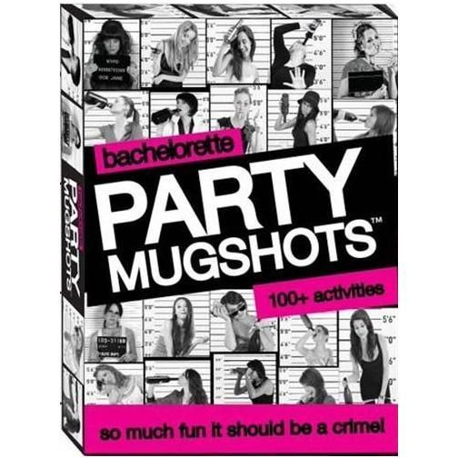 Fun bachelorette party game..mugshot dares..document them on Instagram at #partymugshots. Life time memories..Hens Night..Girls Night Out Party Game..Fun Fun Fun