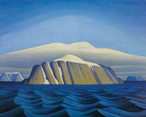 Bylot Island-South Shore-c1930