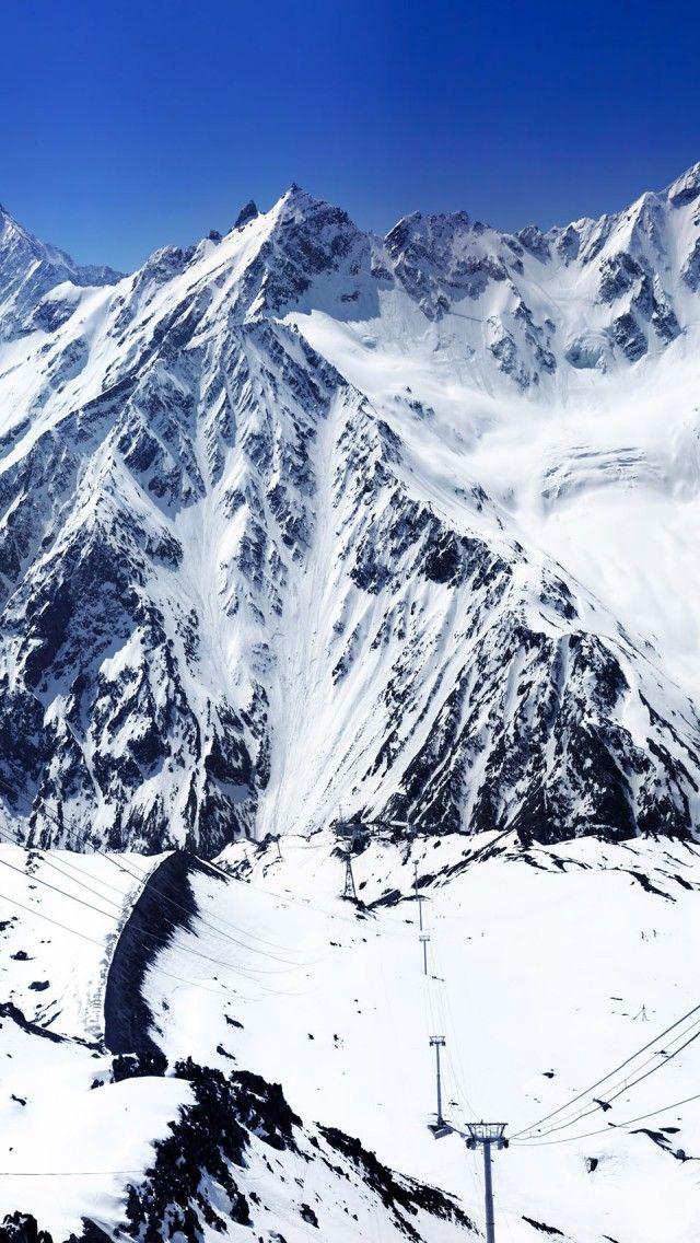 Stunning Mount Elbrus, Russia !!!