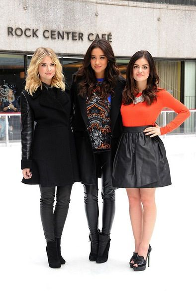 Ashley, Shay and Lucy