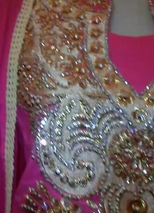 A vendre sur #vintedfrance ! http://www.vinted.fr/mode-femmes/autres/18177066-tenue-indienne-salwar-kameez-rose-tulle