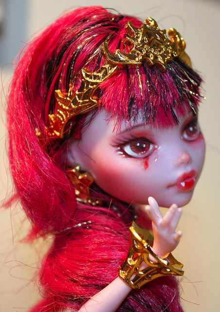 Draculaura Monster High | Flickr – Condivisione di foto!