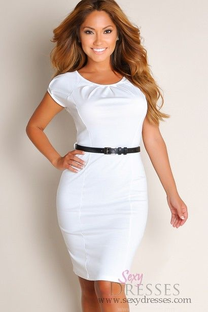 1000  ideas about All White Party Dresses on Pinterest - White ...