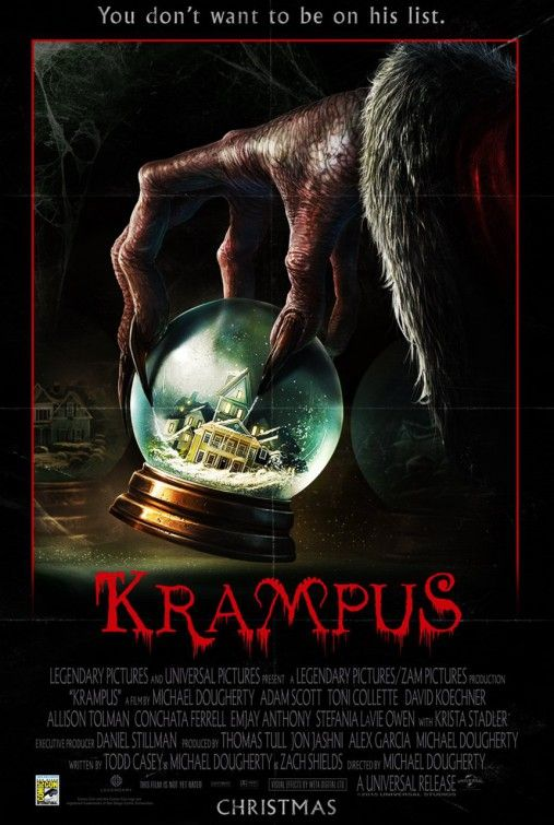 Click to View Extra Large Poster Image for Krampus