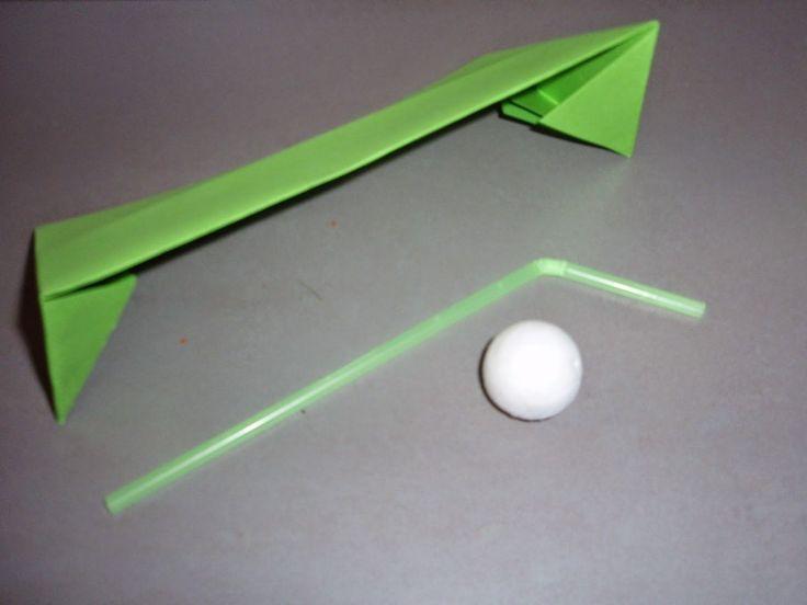 10 brinquedos para você fazer sem gastar dinheiro - futebol na mesa