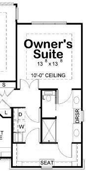House Additions Floor Plans For Master Suite
